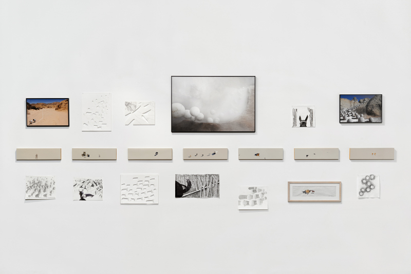 Miguel Angel Ríos: A Trilogy,  installation view, Gallery Wendi Norris, San Francisco, CA, April 28 - July 5, 2016, photography: John Janca
