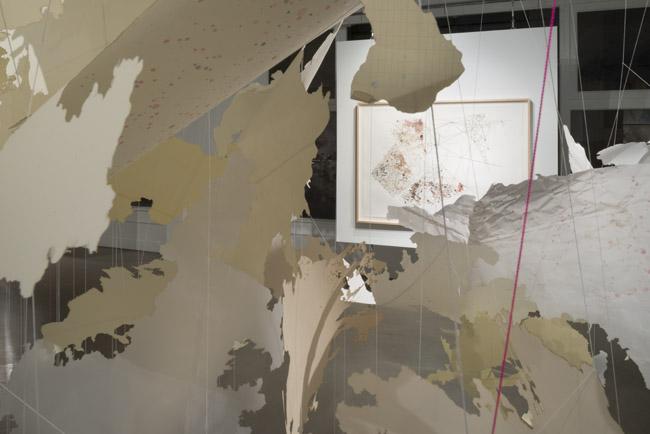 Val Britton: Passage , installation view, Gallery Wendi Norris, San Francisco, CA, June 5 – August 2, 2014, Photographer: JKA Photography