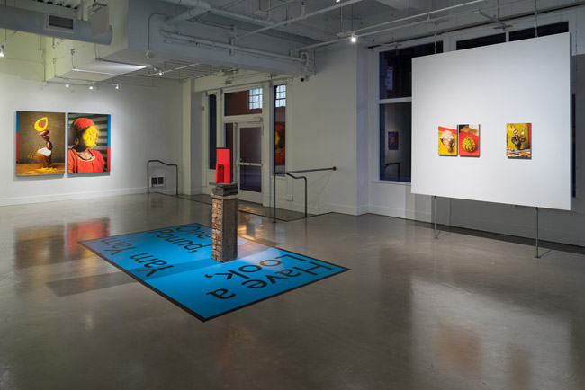 Return to Reason , installation view, Gallery Wendi Norris, San Francisco, CA, January 15 — February 28, 2015, Photographer: JKA Photography