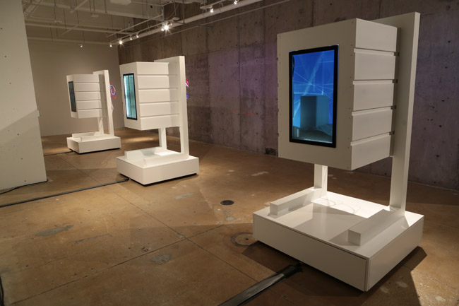 Yorgo Alexopolous: Clouds , installation view, Gallery Wendi Norris, San Francisco, CA, March 12 – May 2, 2015, Photographer: JKA Photography
