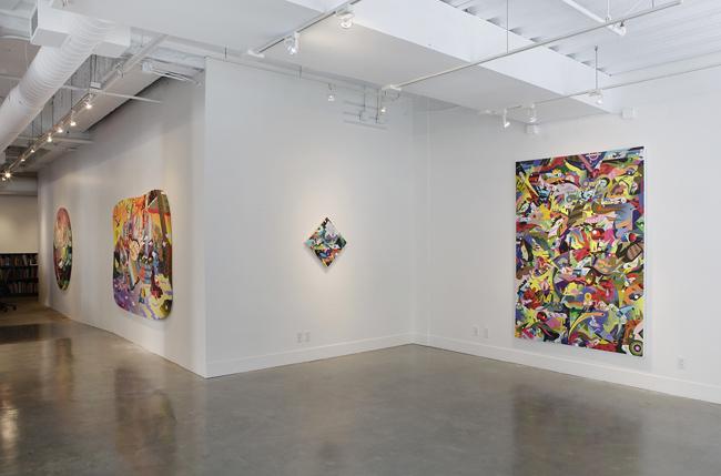 Tomokazu Matsuyama: Come With Me,  installation view, Gallery Wendi Norris, San Francisco, CA, March 12 — May 2, 2015