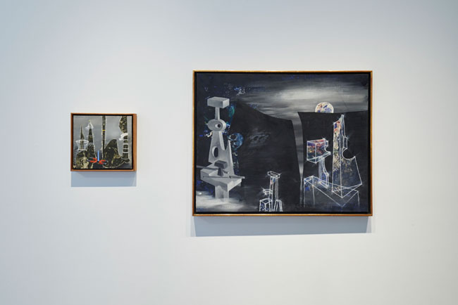 Science in Surrealism,  installation view, Gallery Wendi Norris, San Francisco, CA, May 16 – August 1, 2015, Photographer: JKA Photography