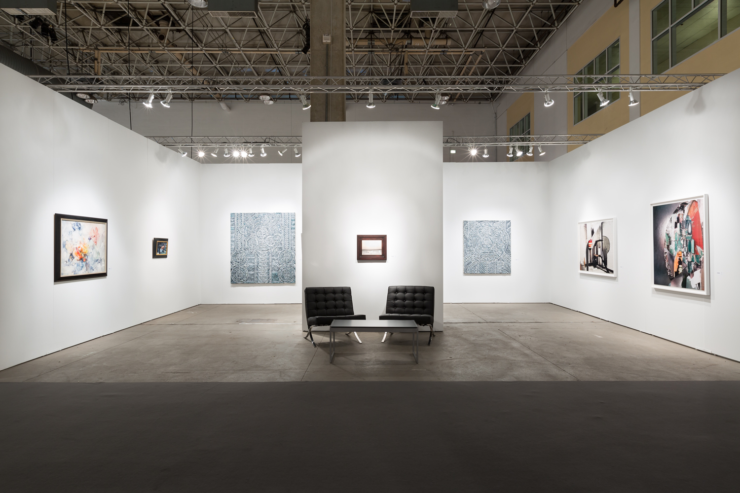 EXPO Chicago 2014,  installation view, Navy Pier, 600 E Grand Ave, Chicago, IL 60611, Booth 325, September 18 - 21 , 2014