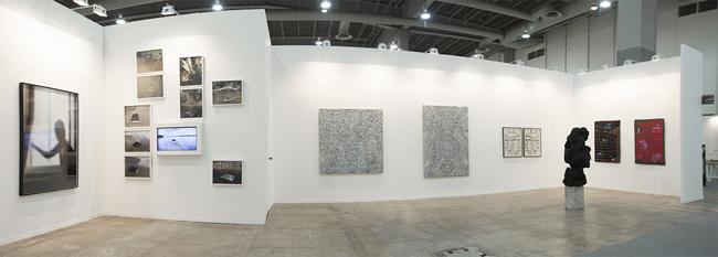 Zona Maco 2015 , installation view, Centro Banamex, México D.F., Booth F200, February 4 - 8, 2015
