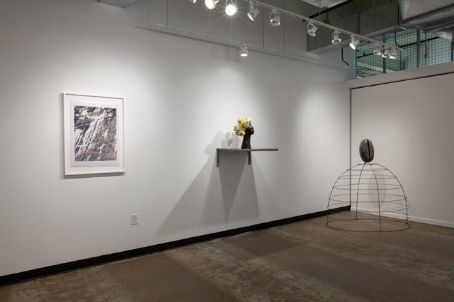 Dallas Art Fair 2015 , installation view, Fashion Industry Gallery, 1807 Ross Avenue, Dallas, TX, Booth G9, April 10 - 12, 2015