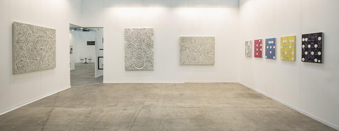 Zona Maco 2016 , installation view, Mexico City, Mexico, Zona Maco Sur, Booth ZMS2, February 3 - 7, 2016