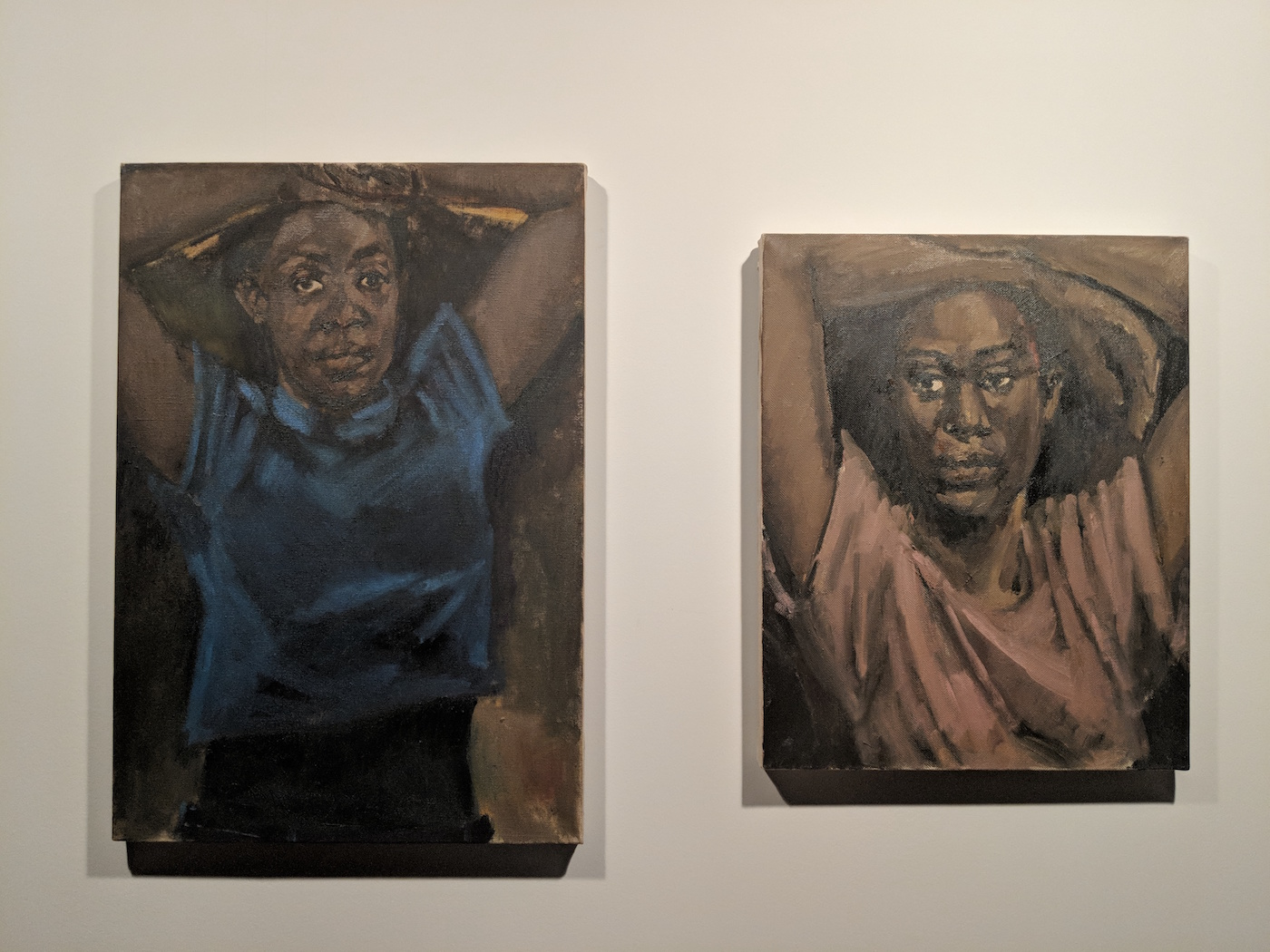 Lynette Yiadom-Boakye, A File For A Martyr To A Cause, 2018. Photo: C&.