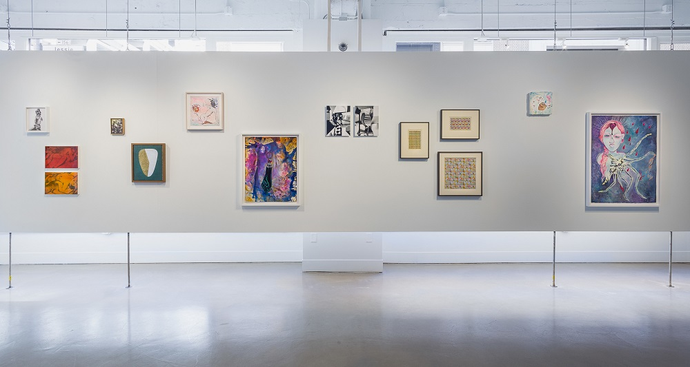 (ism): 80 Years of Nonconformity,  installation view, Gallery Wendi Norris, San Francisco, July 13 - September 15, 2018, photography: Hewitt Photography