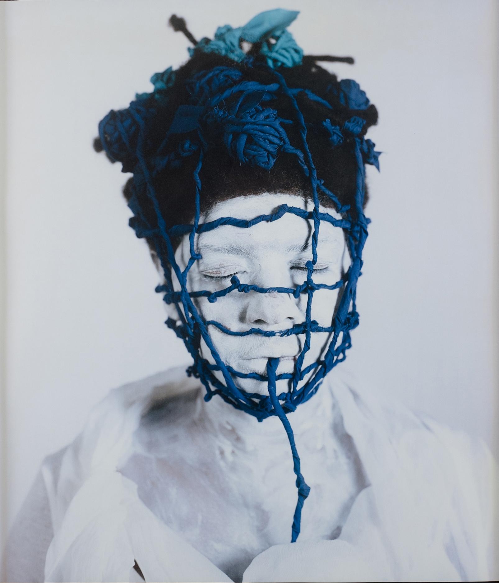 María Magdalena Campos-Pons, Freedom Trap, c. 2013, Polaroid Polacolor Pro 24 x 20 Photograph, 24 x 20 inches (61 x 50.8 cm)