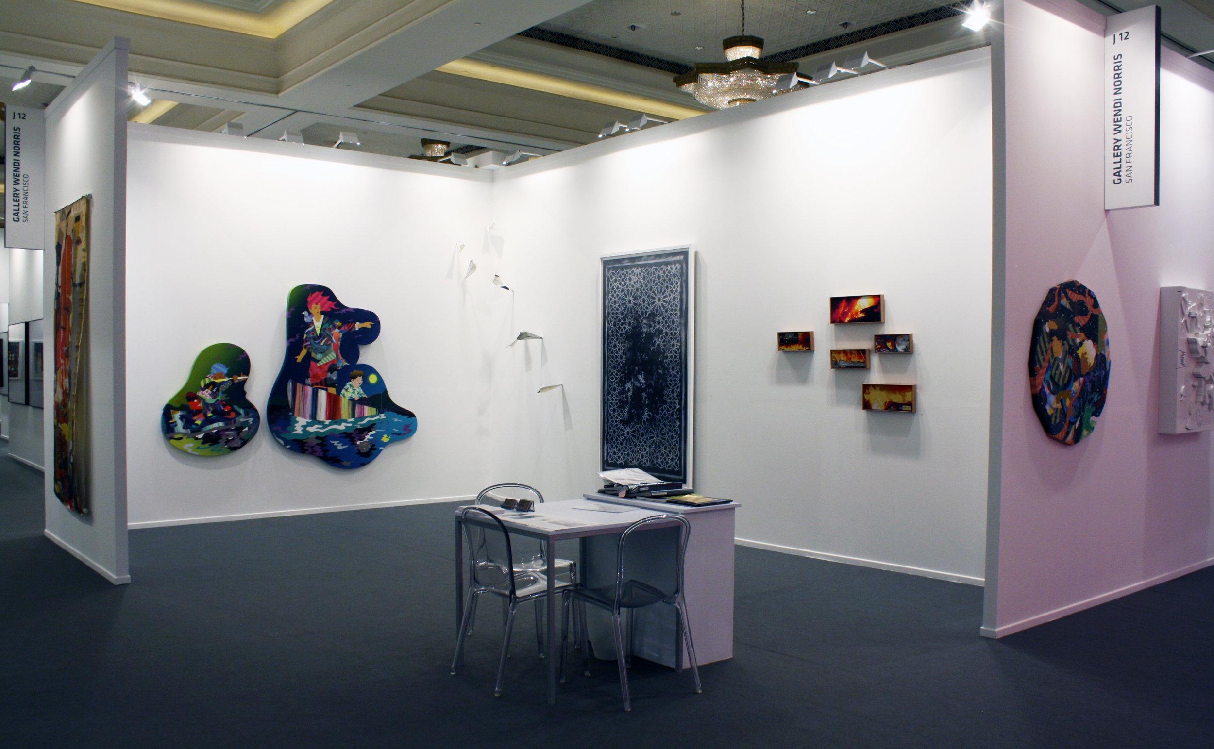 Art Dubai 2013,  Madinat Jumeirah, Dubai, United Arab Emirates, Booth J12, March 20 – March 23, 2013