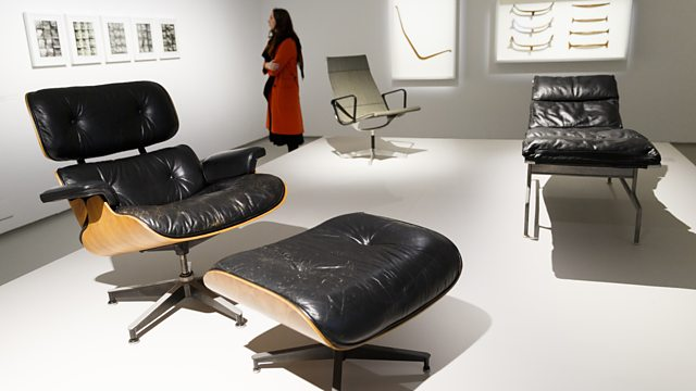 The World of Charles and Ray Eames exhibition at the Barbican Art Gallery, Barbican Centre, London, 2015 | Photo: Tristan Fewings/Getty Images for Barbican Art Gallery