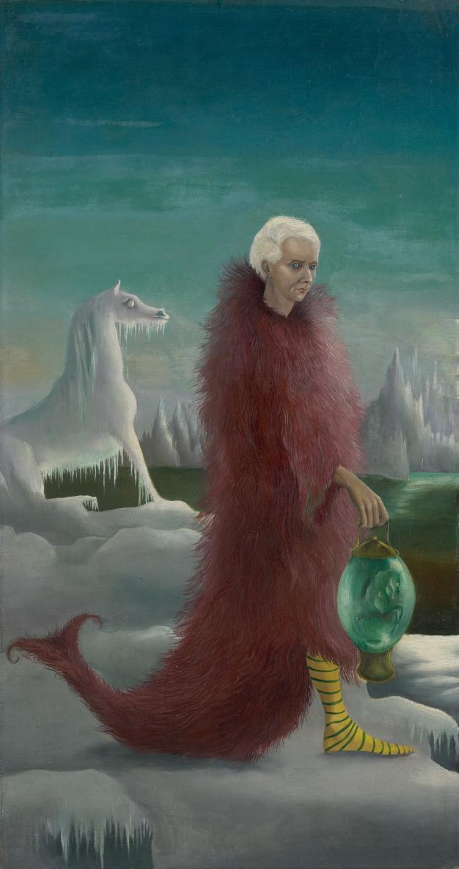 Surrealist portrait by Leonora Carrington acquired by National Galleries of Scotland for £560,000