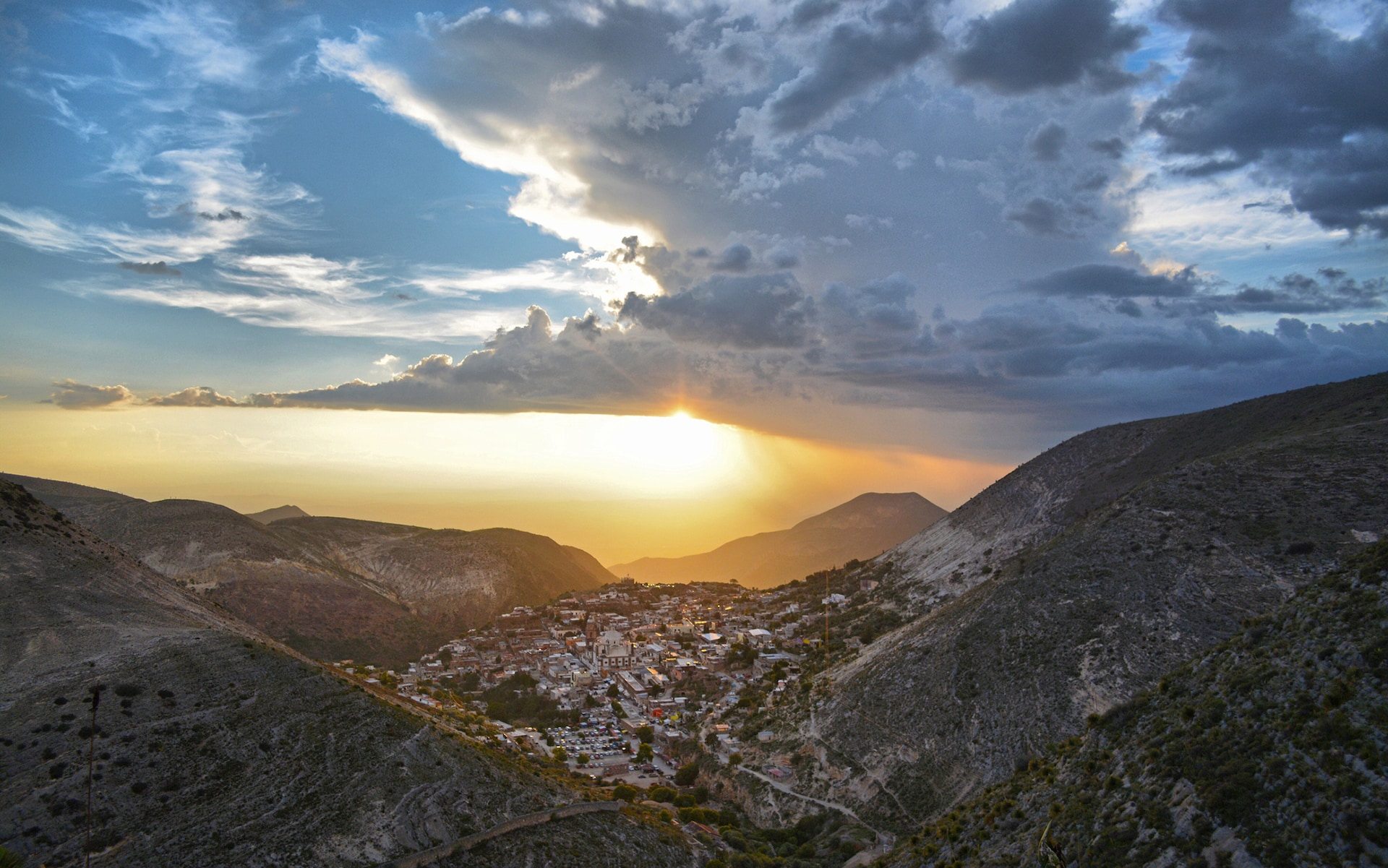 """""""Mexico is a place where the real and the magical are inextricably intertwined"""" CREDIT: GETTY"""