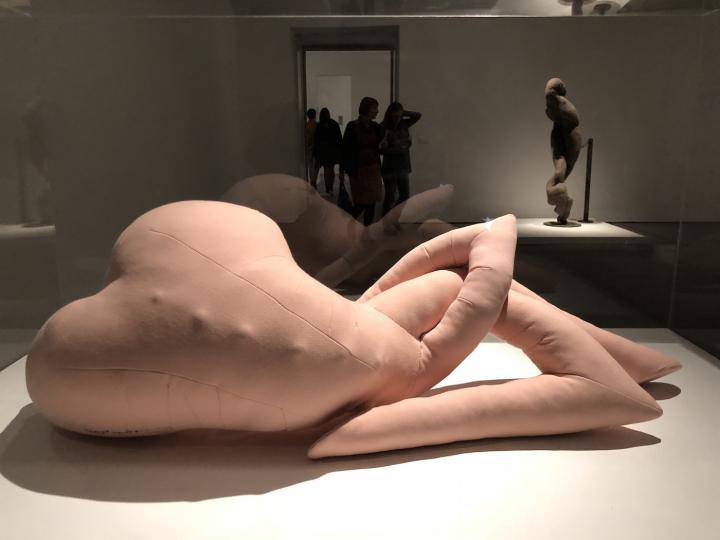 """Reclining Nude"" (1969-70)"