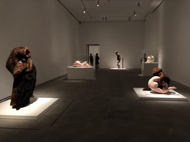 Dorothea Tanning: Behind the Door, Another Invisible Door  (installation view)