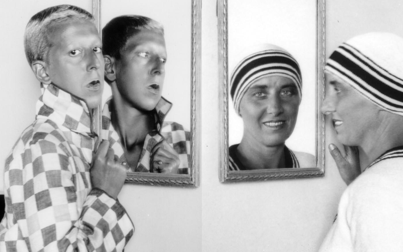 Self Portrait  (1927). Image via M+ Kowloon.