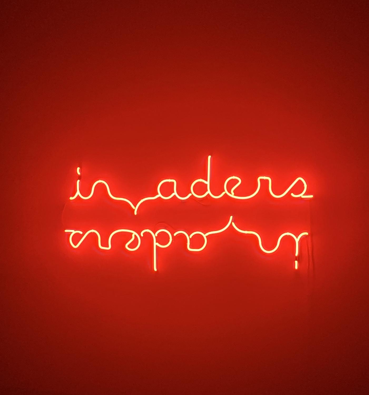 FEATURED MUSEUM EXHIBITION   Julio César Morales | Invaders   March 1 - July 7, 2019 | Phoenix Art Museum, Phoenix, AZ