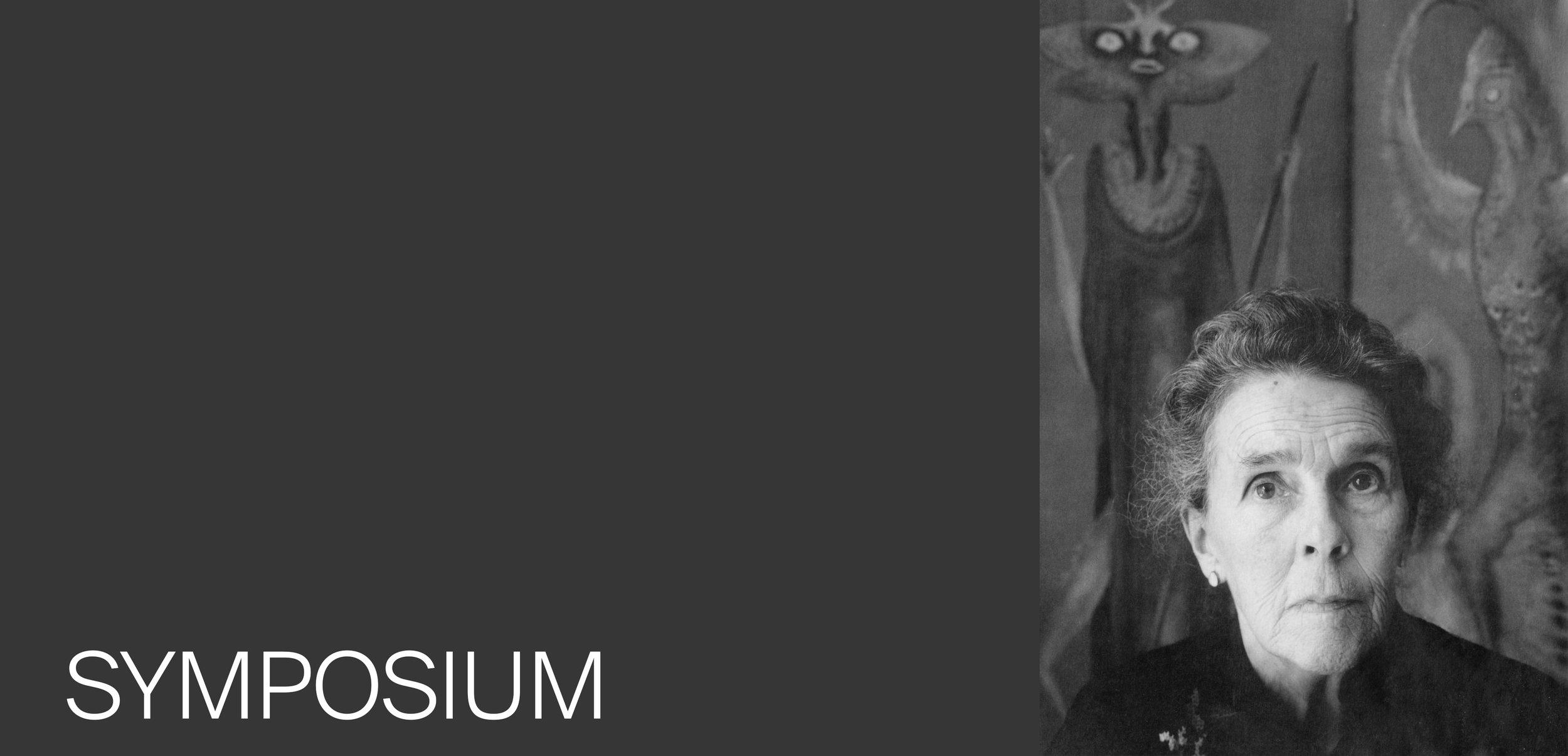 GALLERY EVENT   Symposium: Leonora Carrington   June 6 — 7, 2019 | 926 Madison Avenue, New York