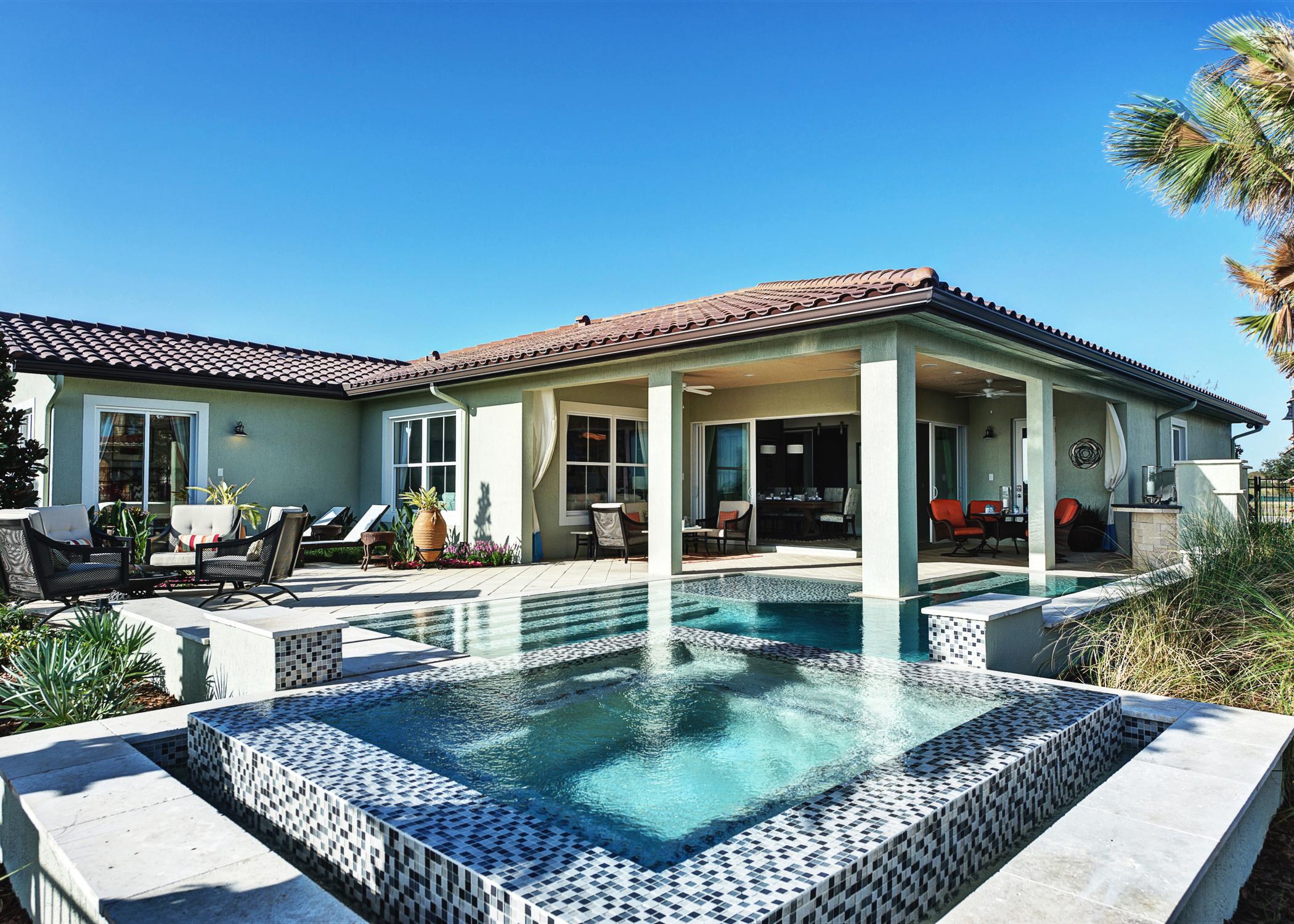 2011 Gen Y Builder Magazine Show Home   | Orlando, Florida    AWARDS  +  2012 Gold Nugget Award of Merit  for Best Single Family Detached Home Under 1,700-2,500 Sq. Ft.