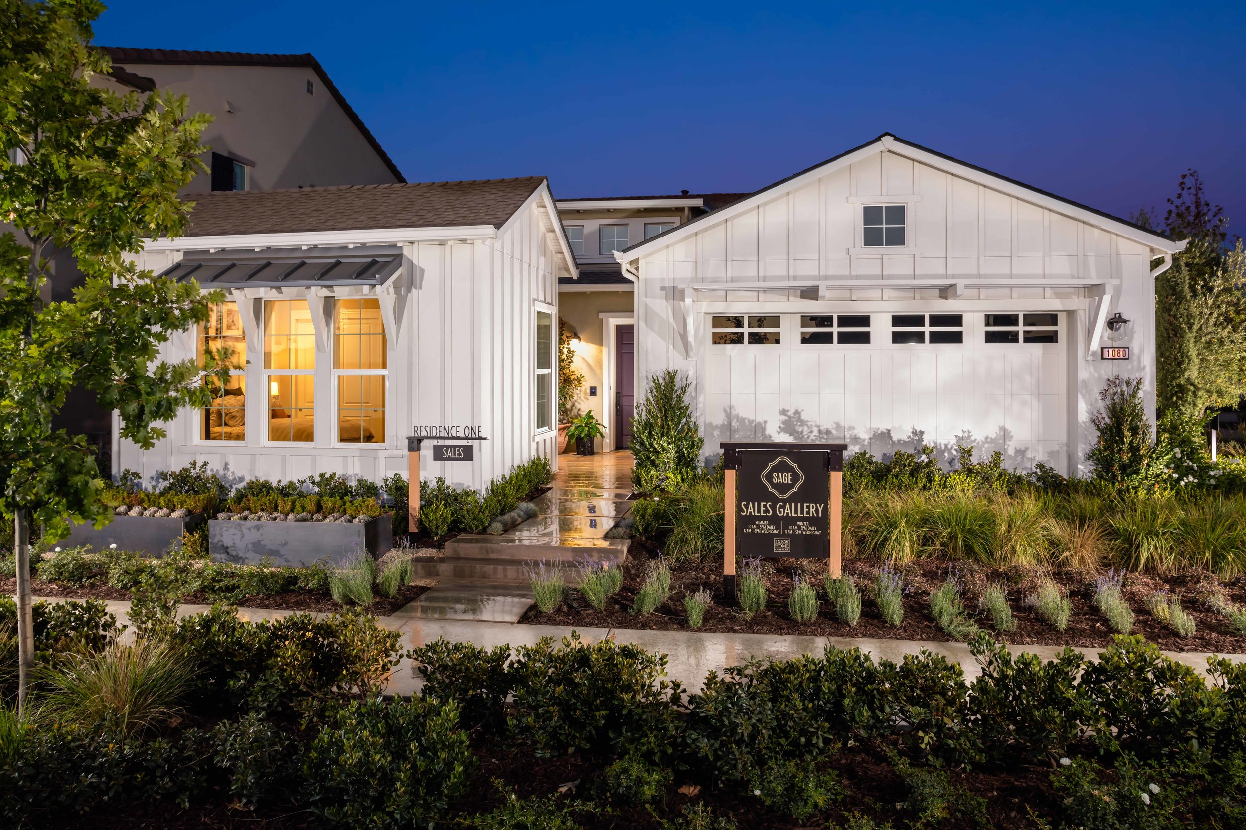 Sage at the Cannery    | Davis, California    AWARDS  +  2016 Gold Nugget Award  of Merit for Best Single Family Detached Home Under 2,000 Sq. Ft.  +  2016 National Silver Award  for Best Architectural Design of a Single Family Detached Priced $500,000-$750,000
