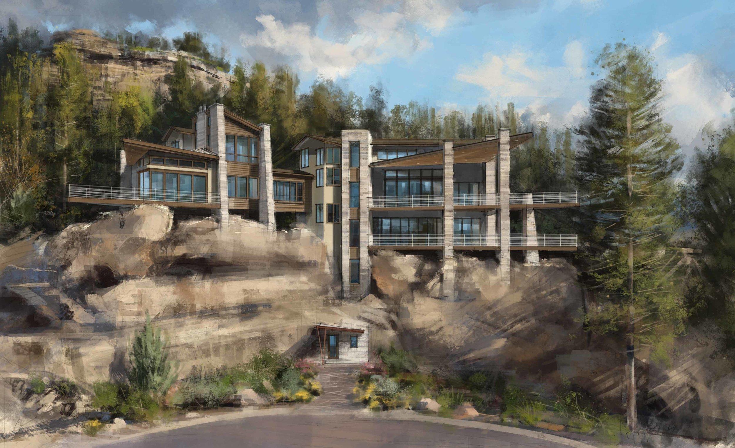 Cliffside Mesa   | Larkspur, Colorado