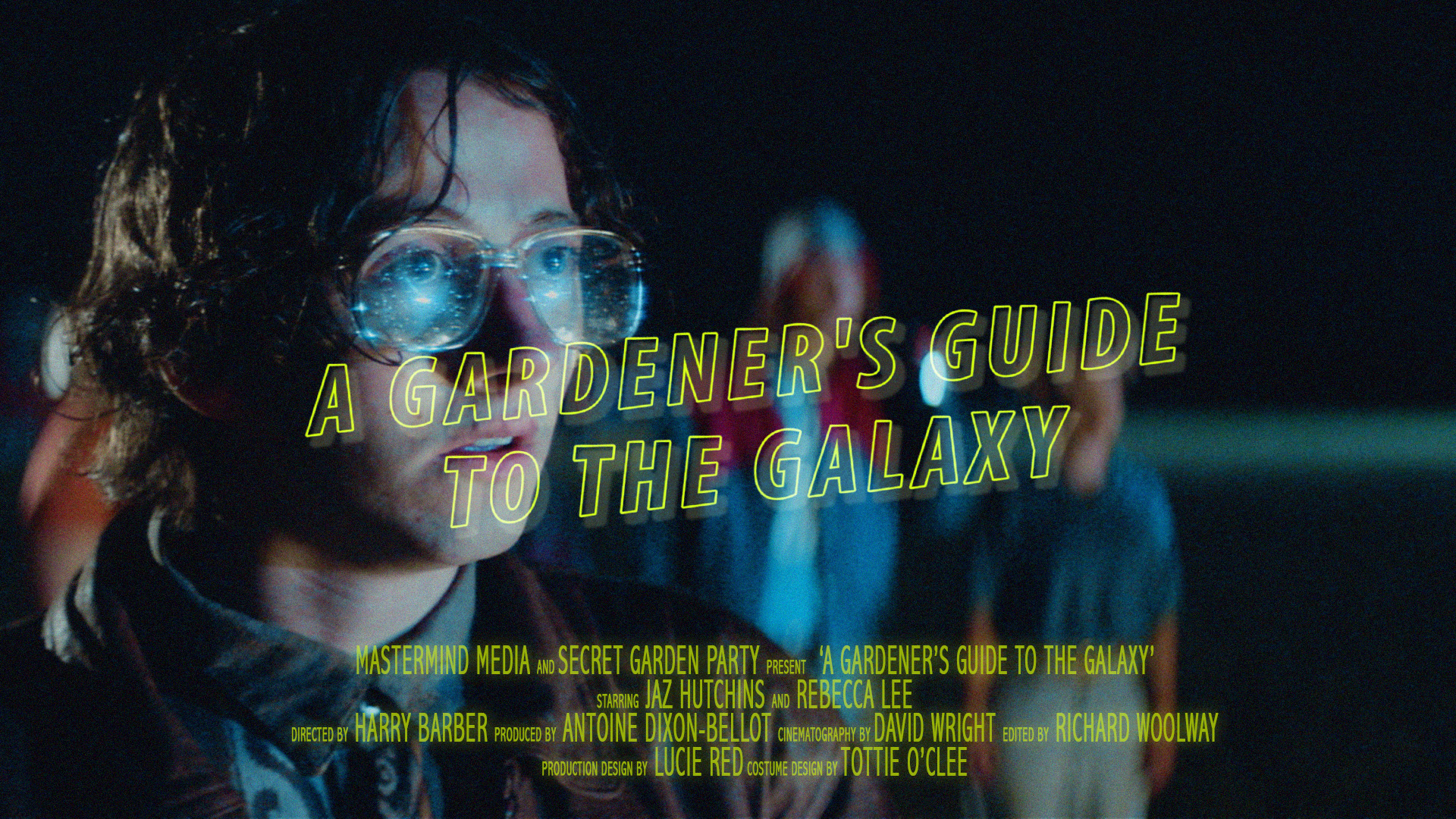 Secret Garden Party - A Gardener's Guide To The Galaxy