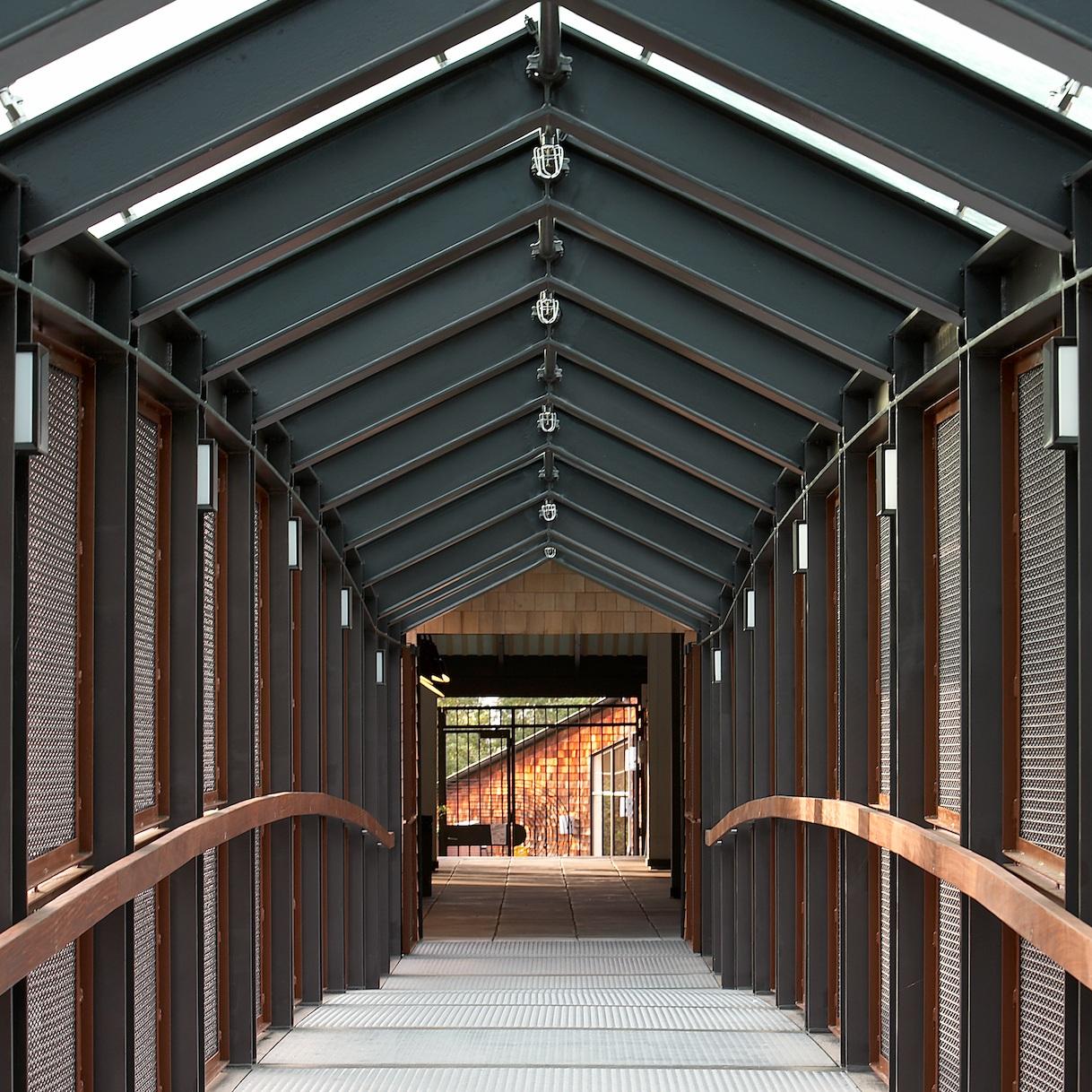 La Loma/Foothill Bridge, Berkeley