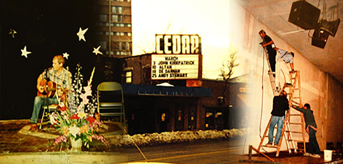 Send us your Cedar Memories