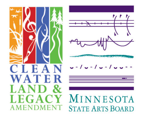 Minnesota State Arts Board & Legacy Logos