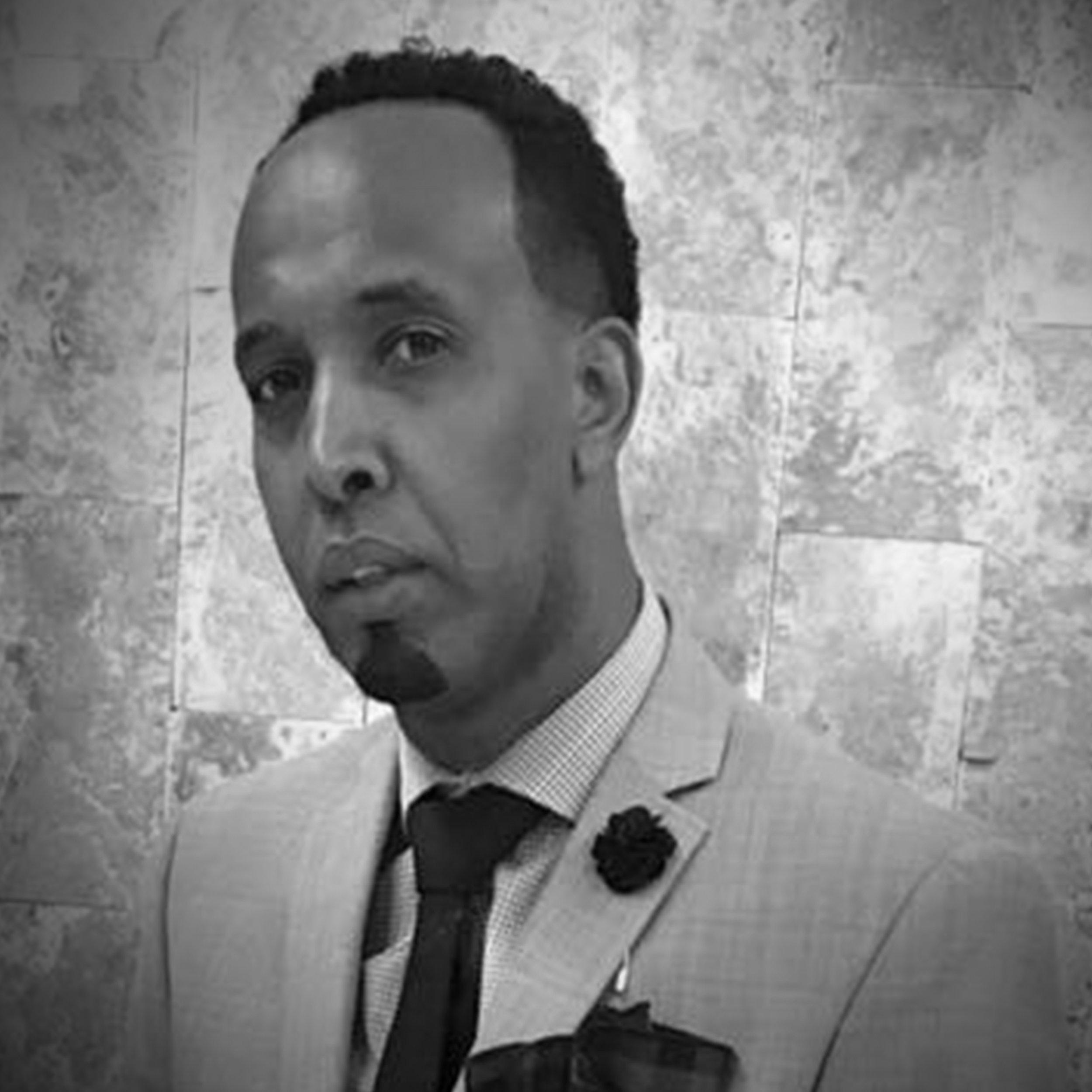 Abdul Ibrahim Headshot
