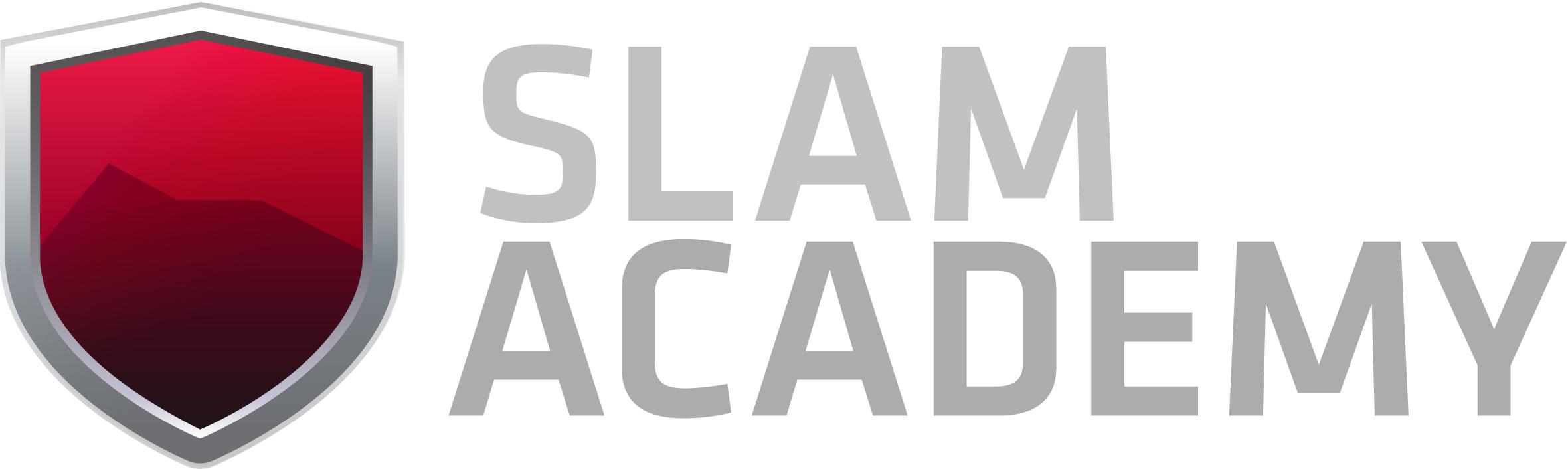 Slam Academy Logo