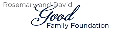 Rosemary and David Good Foundation Logo