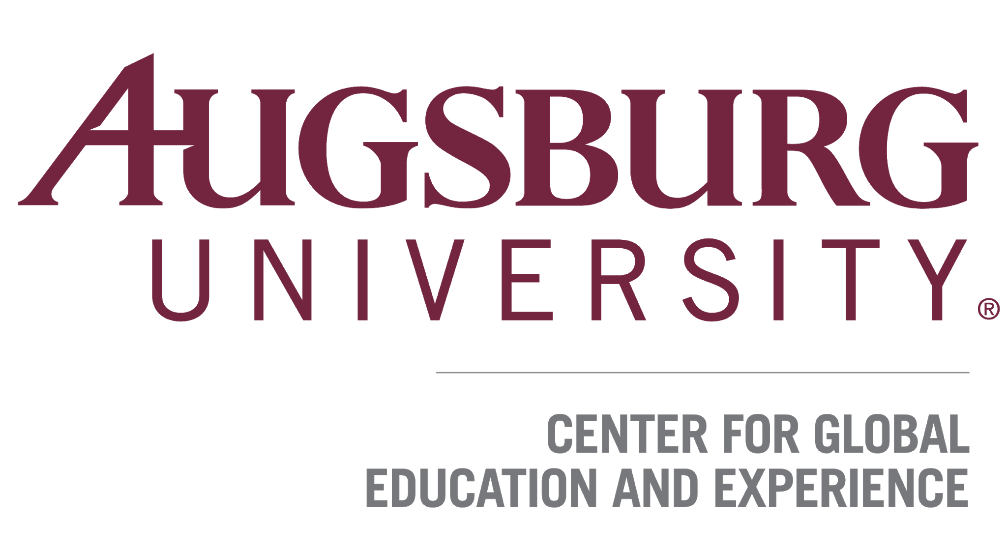 Augsburg University CGEE Logo
