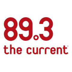 89.3 The Current Text Logo