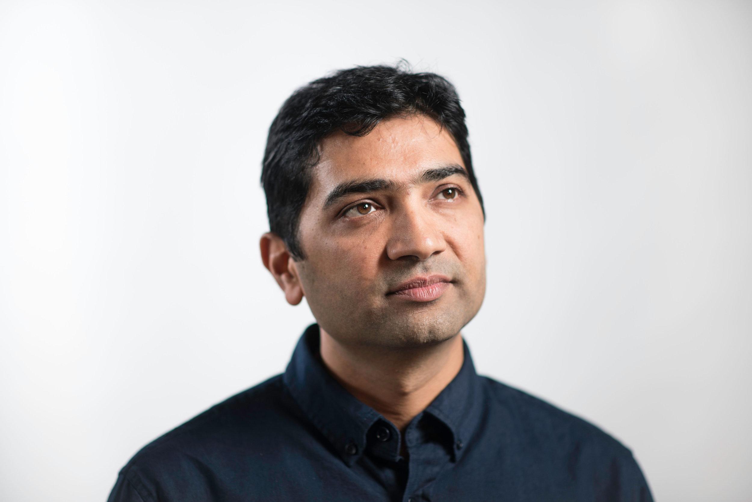 Gaurav Jain Headshot