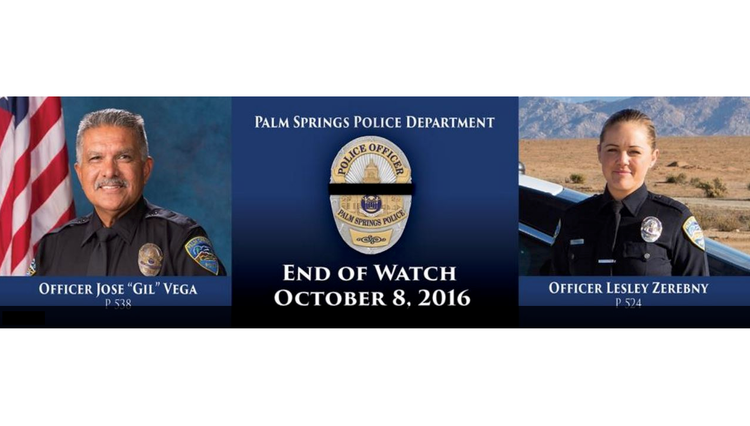 Palm Springs Police Officers'