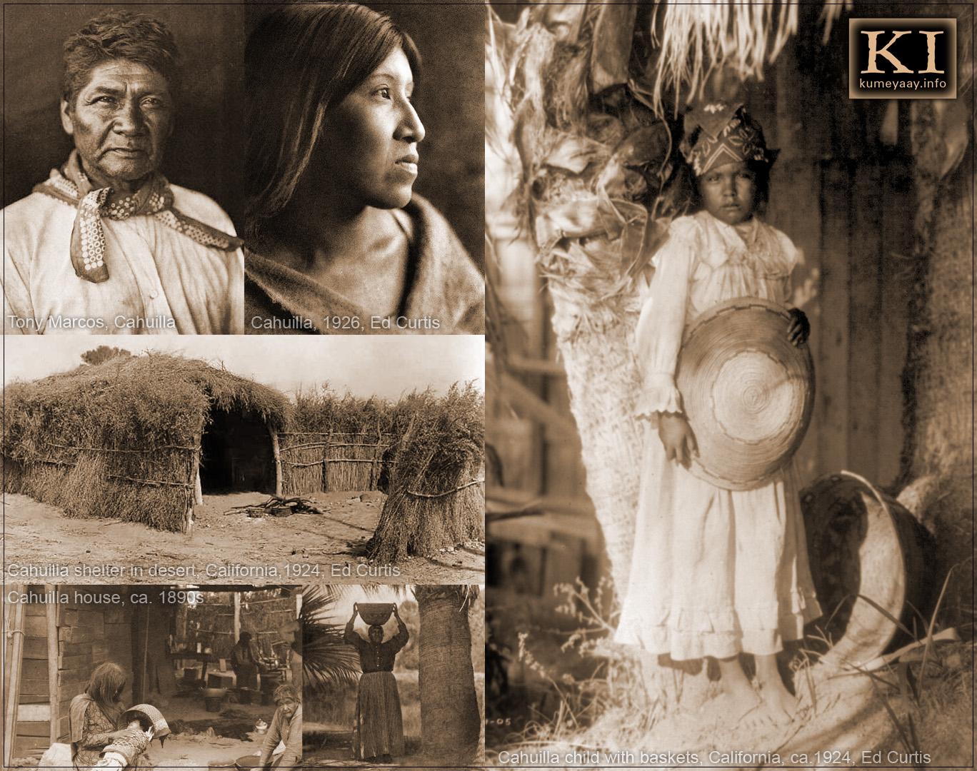 Cahuilla Indians