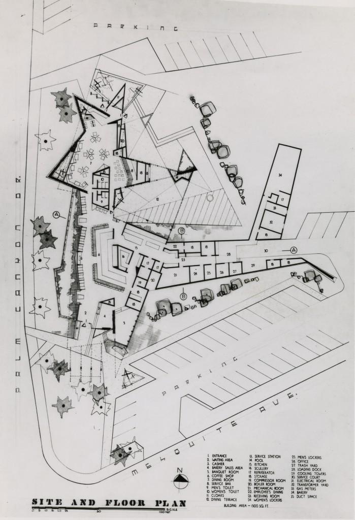 cameron center site plan