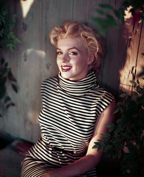 MARYLIN MONROE IN PALM SPRINGS