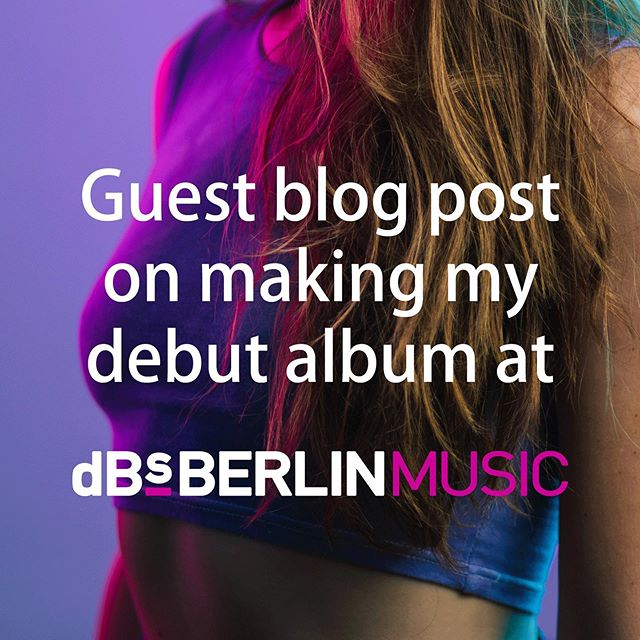 Check out the story of how I made my album and music video 🌟@dbsmusicberlin @dbsfilmberlin  Link in bio