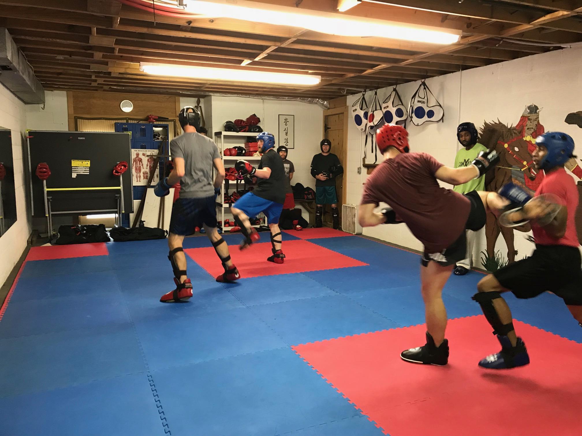 CTF Mens Black Belt Camp | 2018