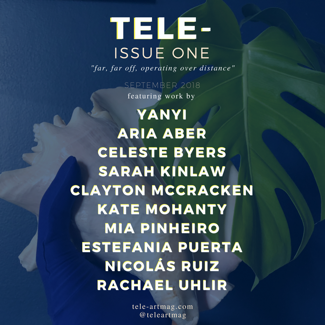 tele- issue one announce