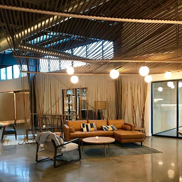 Happy Monday and Happy Opening Day! We couldn't be happier to celebrate the soft opening of Relay Coworking! Send us a message to come take a tour and see this beautiful space in person.