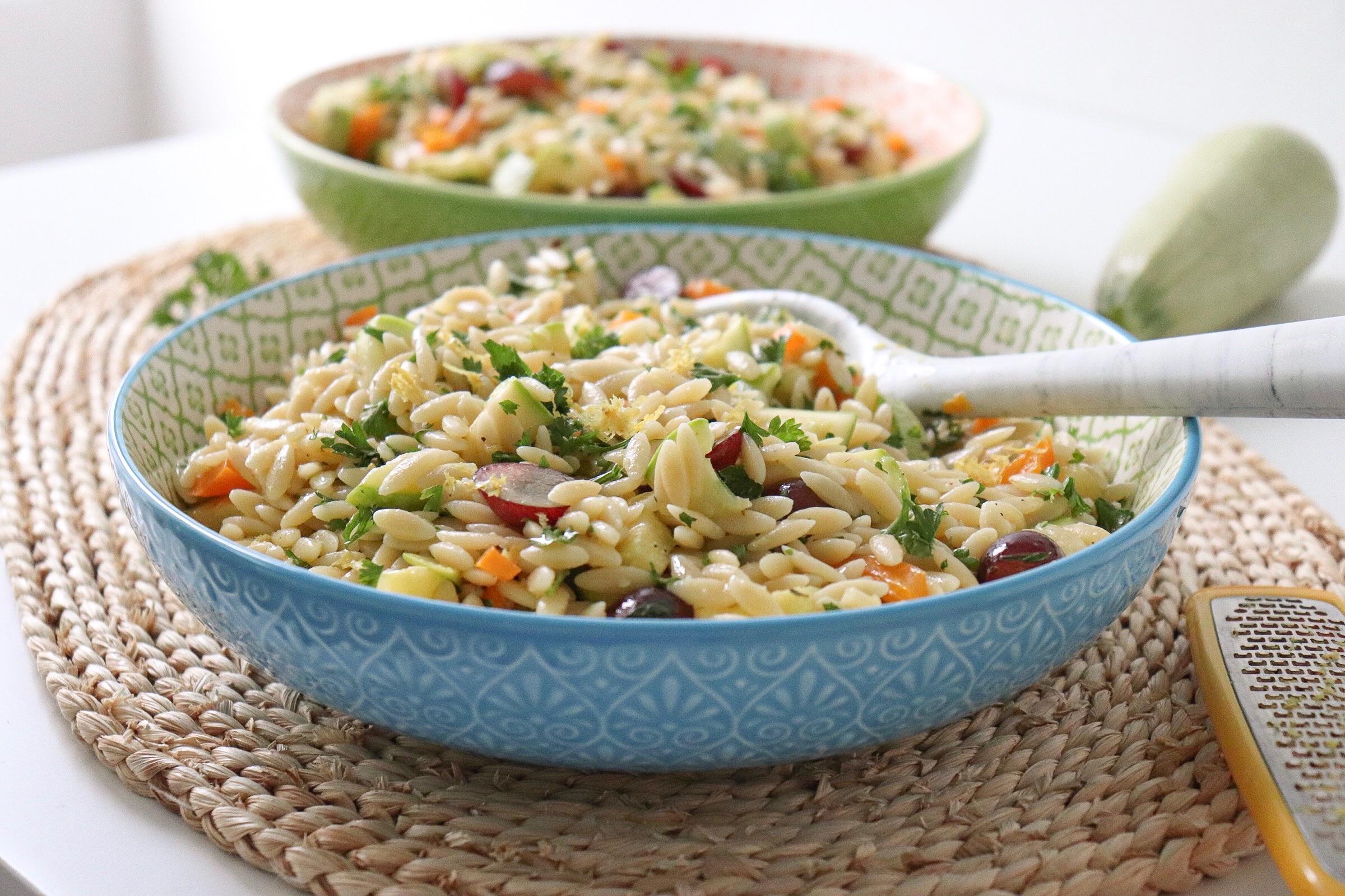 Salade d'orzo
