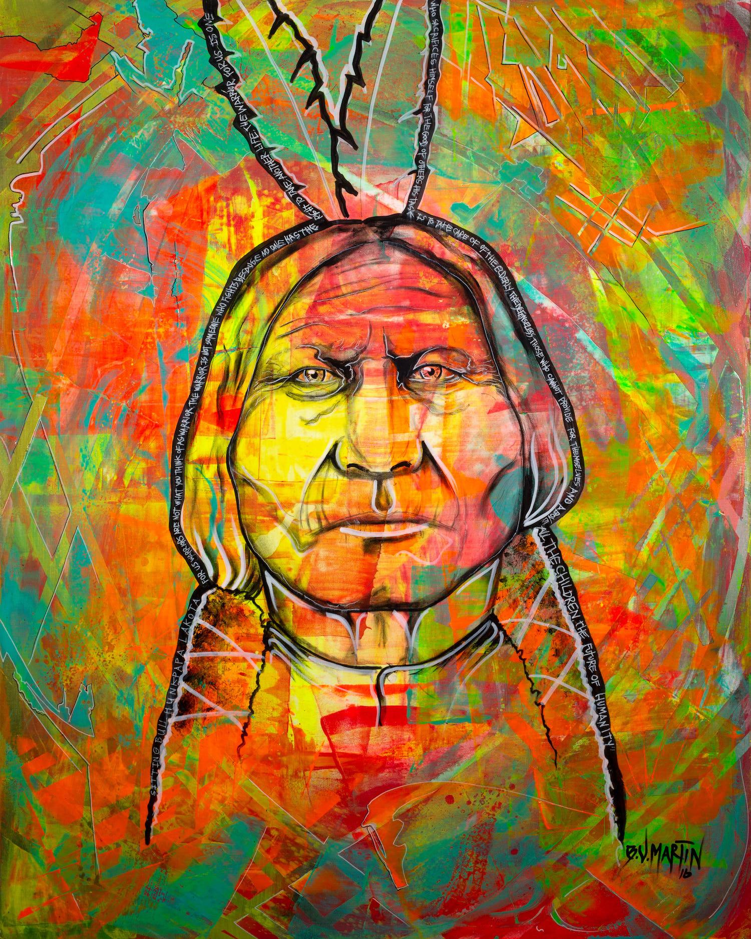 Art Photography Fresno CA - Photo of Indian Art Painting