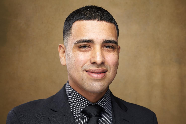 Fresno California Business Headshots - Hispanic male