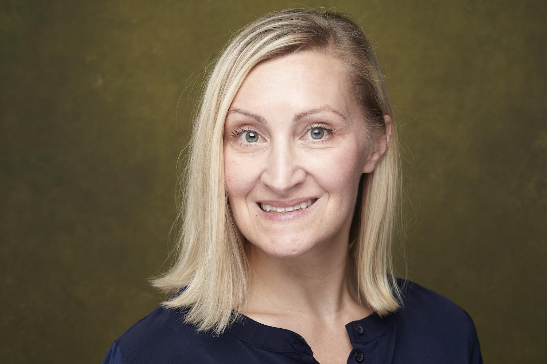 Fresno CA Corporate Headshots - Blonde Female