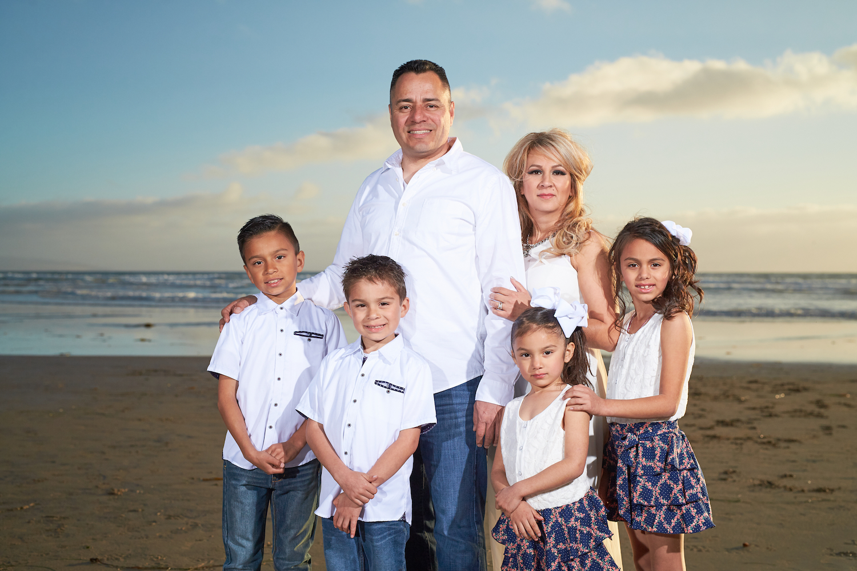 Pismo Family Photos