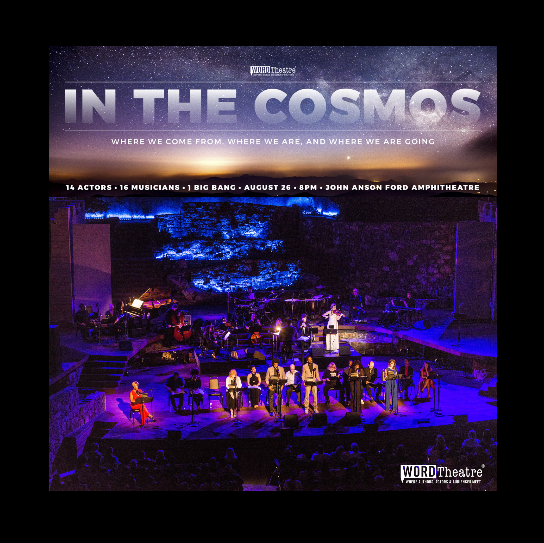 Word Theatre's - In The Cosmos -