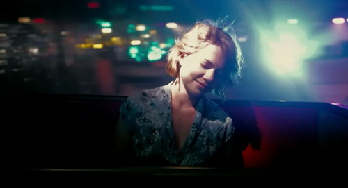 Michelle Williams & 'Take This Waltz'